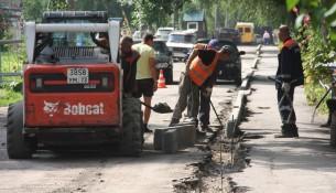 В Ульяновске полностью отремонтировали 160 улиц