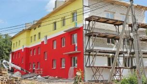 Дополнительные средства будут выделены на реализацию программ капремонта и расселения аварийного жилья