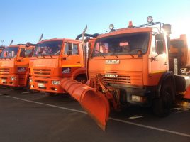 Эффективность очистки улиц Ульяновска будет повышена