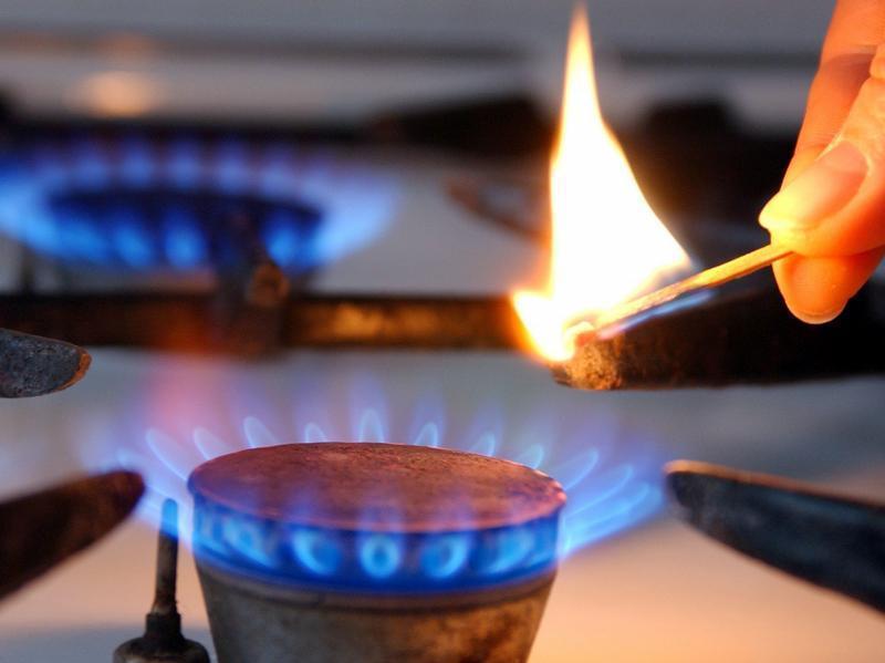 Использование газа в жилых домах