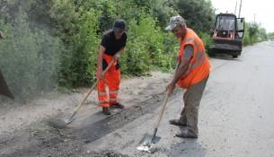 В этом году в Ульяновске отремонтировали дорог больше