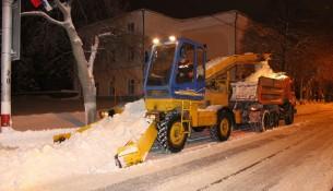 За минувшие сутки ульяновские дорожники использовали 757 тонн пескосоляной смеси