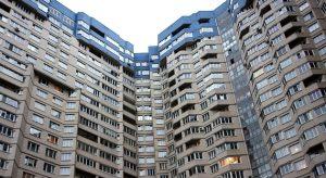 Более 80 млн кв. м жилья введено в России за 2016 год