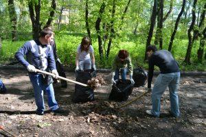 14 апреля в Ульяновске пройдёт первый весенний субботник