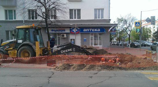 Большинство домой Ульяновска вновь подключено к горячей воде
