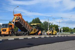 В Ульяновске вновь приступили к ремонту дорог