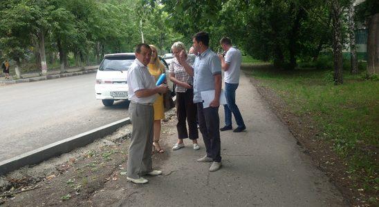 Общественность Ульяновская контролирует ремонт дорог