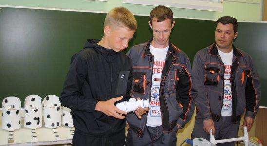 Ульяновские сантехники претендуют на победу во всероссийском чемпионате