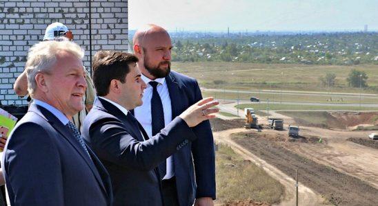 Больше половины нового жилья в Самарской области построено в рамках проекта «Ипотека и арендное жилье»