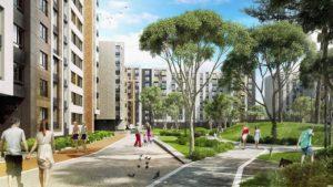 Информация о проекте формирования комфортной городской среды