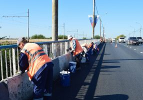 15 сентября уборкой города занимались почти 5 тысяч человек, работало 207 единиц техники