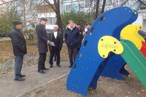 В Ульяновске завершается ремонт дворов