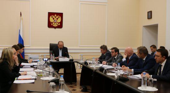Минстрой России проверит количество действующих ДДУ в проблемных объектах