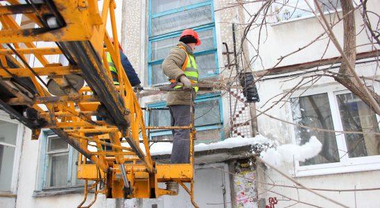В Ульяновске за три года отремонтируют почти сто домов