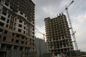 Регионы представят в Минстрой России фотофиксацию стройплощадок проблемных объектов долевого строительства
