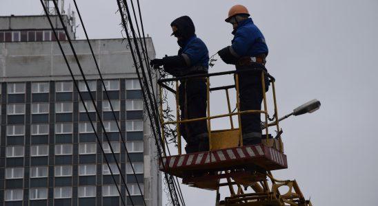 Шесть тысяч ламп уличного освещения в Ульяновске меняют ежегодно