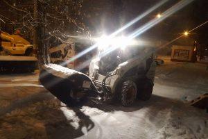 Алексей Гаев рассказал, как должны выглядеть дороги и тротуары зимой