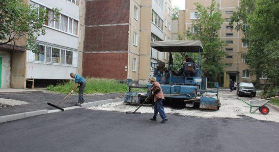 Жители 144 дворов Ульяновска подали заявки на благоустройство