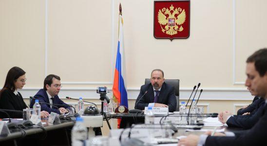 Минстрой России провел промежуточную оценку прохождения отопительного сезона в регионах России