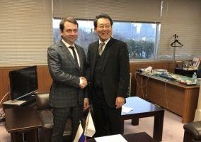 Японские компании примут участие в реализации проекта «Умный город»