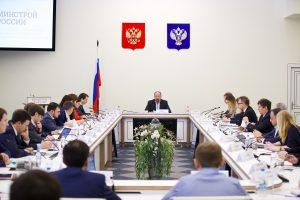 Минстрой России предлагает включить проект «Умный город» в госпрограмму «Цифровая экономика»