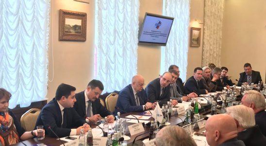 Никита Стасишин - необходимо новое качество строительных технологий для строительства 120 млн кв м жилья