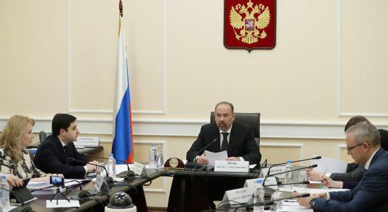 Объем ввода жилья в России в 2017 году