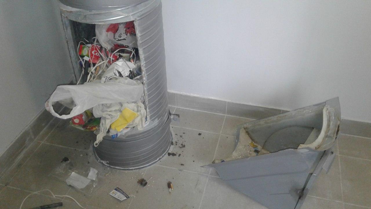 дачи мусоропроводы в картинках интернете описание
